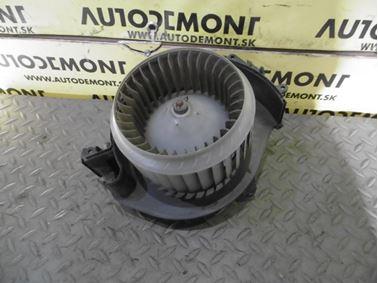 Heater blower motor and fan 4F0820020A 4F0820020 - Audi A6 C6 4F 2006 Avant Quattro 3.0 TDI 165 kW BMK HVE