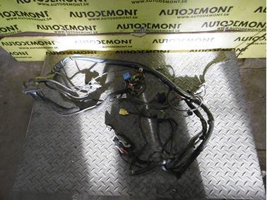 ABS sensor Brake Pads Wiring Harness s elektroinštaláciou ľavého predného svetlometu 4F0972251 4F1971075BS - Audi A6 C6 4F 2006 Avant Quattro 3.0 TDI 165 kW BMK HVE