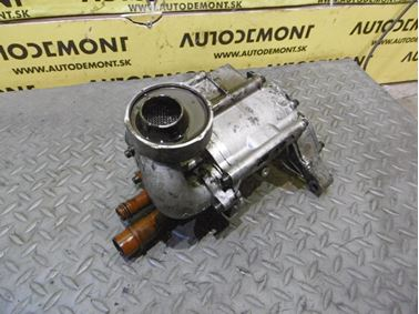 Oil pump 07Z115105D - Volkswagen VW Touareg 7L 2005  5.0 Tdi V10 230 kW BLE HAQ
