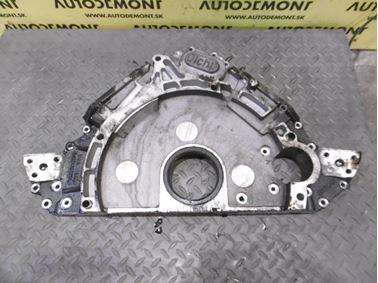 Timing belt cover 07Z109211C 07Z109210D - Volkswagen VW Touareg 7L 2005  5.0 Tdi V10 230 kW BLE HAQ