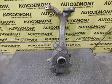 Front right axle spindle hub 4F0407242E 4F0407254H 4E0927804A - Audi A6 C6 4F 2006 Avant Quattro 3.0 TDI 165 kW BMK HVE