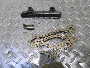 Timing chain kit 021109469 03H109465 021109471 - Volkswagen VW Phaeton 3D 2003 Limousine 3.2 177 kW AYT GDE