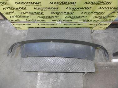Rear bumper spoiler 4F0807521A - Audi A6 C6 4F 2005 Limousine Quattro 3.0 TDI 165 kW BMK GZW