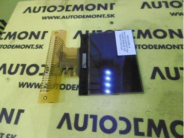 8D0 8D - NEW Board Computer Display & Polo-dot Screen Audi A4 1997 - 2001