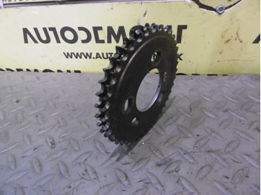 Timing chain gear XS7Q6B292AE - Ford Mondeo MK3 2002 hatchback 2.0 TDDi 85 kW