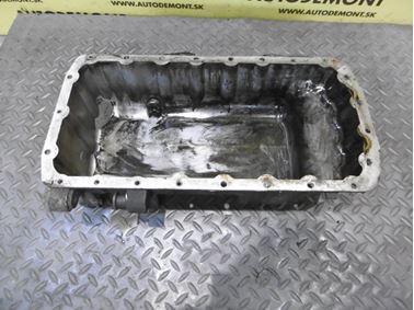 Oil sump 9641726880 - Peugeot 307 2003  2.0 HDi 66 kW