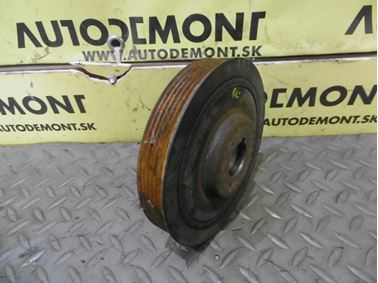 Pulley 0515.S4 - Peugeot 307 2003  2.0 HDi 66 kW