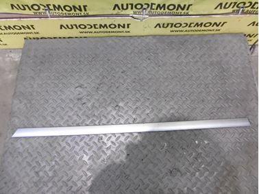 4B0853963A - Rear left door molding - Audi A6 1998 - 2001