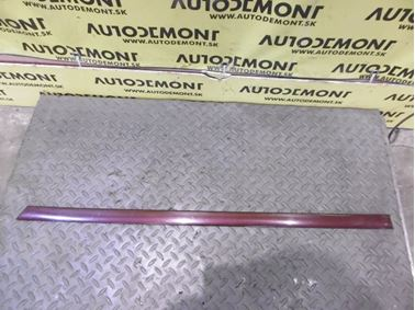 4B0853963A - Rear left door molding - Audi A6 1998 - 2001