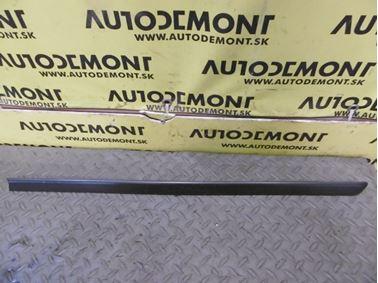 Rear left door molding 8208451 - BMW E46 2000 320 d 2.0 Tdi 100 kW