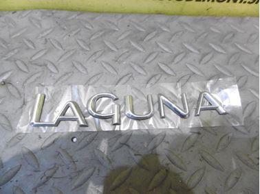 Emblem & Badge Laguna  - Renault Laguna II 2003 Grandtour 1.9 dCi F9Q 88 kW
