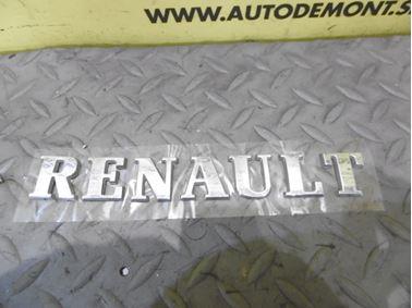 Emblem & Badge Renault   - Renault Laguna II 2001  1.8i 16V 88 kW