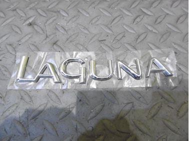 Emblem & Badge Laguna  - Renault Laguna II 2001  1.8i 16V 88 kW