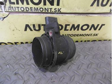 Air mass flow sensor 06A906461 038906461C 0280217121 - Skoda Octavia 1 1U 2002 Limousine Elegance 1.9 Tdi 81 kW ASV EGS