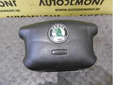 Driver airbag 1U0880201A - Skoda Octavia 1 1U 2002 Limousine Elegance 1.9 Tdi 81 kW ASV EGS