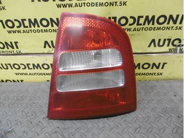 Right tail light 1U6945096 1U6945112 - Skoda Octavia 1 1U 2002 Limousine Elegance 1.9 Tdi 81 kW ASV EGS