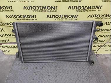 Coolant Radiator 1J0121253AD 1J0121253AT 1J0121253N - Skoda Octavia 1 1U 2002 Limousine Elegance 1.9 Tdi 81 kW ASV EGS