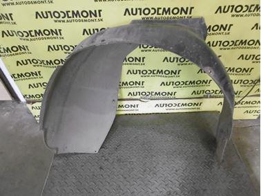Front left wheelhouse liner 1U0809961 - Skoda Octavia 1 1U 2002 Limousine Elegance 1.9 Tdi 81 kW ASV EGS