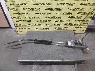 Shift lever gate 1J0711061C 1J0711565 1J0711266E 1J0711265K 1J0711761B 1J0711761C - Skoda Octavia 1 1U 2002 Limousine Elegance 1.9 Tdi 81 kW ASV EGS