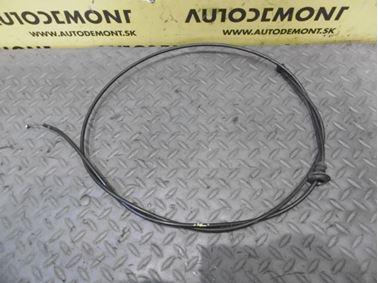 Front hood lock cable 1U1823531A - Skoda Octavia 1 1U 2002 Limousine Elegance 1.9 Tdi 81 kW ASV EGS