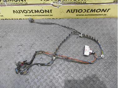 Rear Door Wiring Harness 1U4971161AD - Skoda Octavia 1 1U 2002 Limousine Elegance 1.9 Tdi 81 kW ASV EGS