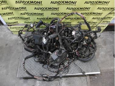 Wiring Harness 1U1971051 1U1971051ND 8L0972904D 1U0971071B 1U0971071H 1J0927903E 1U0971011 - Skoda Octavia 1 1U 2002 Limousine Elegance 1.9 Tdi 81 kW ASV EGS