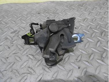 Front hood lock 1U0823509F 1U0823509H - Skoda Octavia 1 1U 2002 Limousine Elegance 1.9 Tdi 81 kW ASV EGS