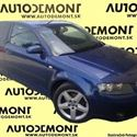 Picture for category Audi A3 8P 3 - door 2004, 2.0 Tdi 103 kW BKD, 6-speed MT GRF,color mauritius blue LZ5C