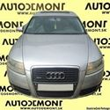 Picture for category Audi A6 C6 4F Limousine Quattro 2005, 3.0 TDI 165 kW BMK, 6-speed AT GZW,color Silver metallic LY7W