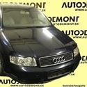 Picture for category Audi A4 B6 8E Limousine 2004, 1.9 Tdi 96 kW AVF, 6-speed MT FYA,color Blue dark metallic